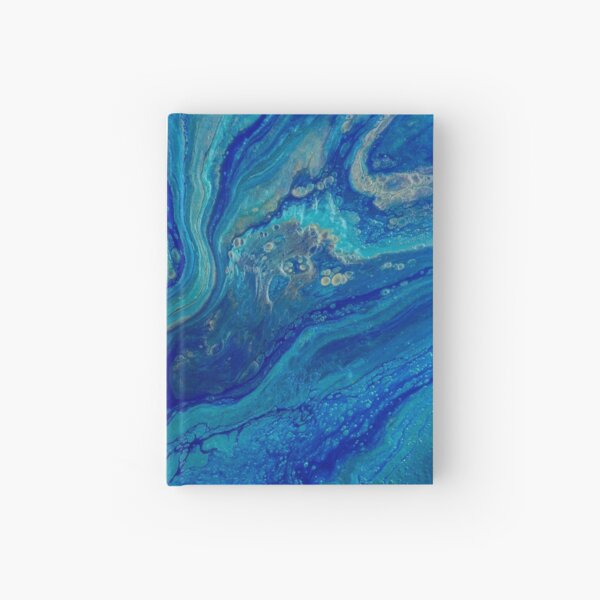 Agate - An Abstract Hardcover Journal
