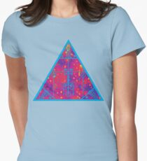 warm electric triangular space T-Shirt
