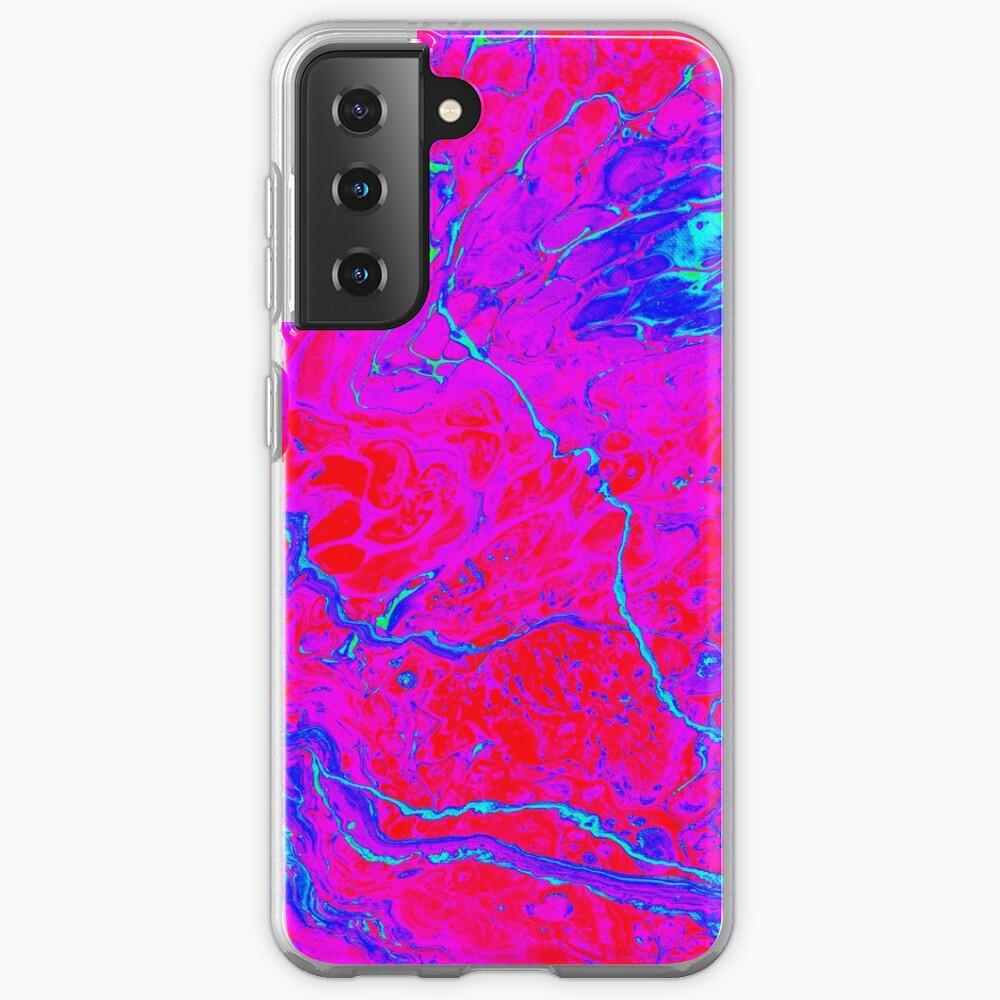 Radar Love - Abstract Case & Skin for Samsung Galaxy