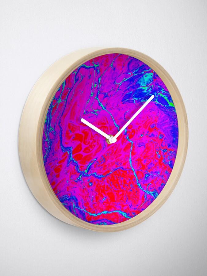 Alternate view of Radar Love - Abstract Clock