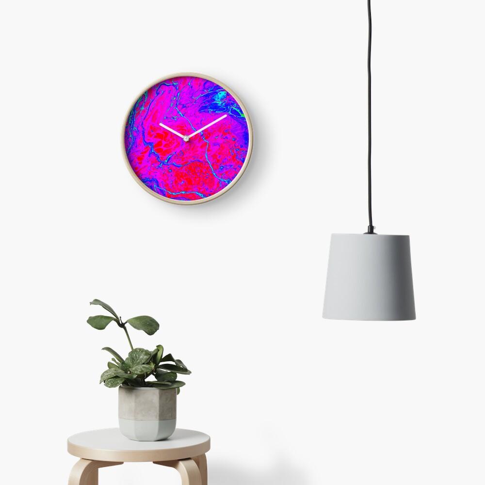 Radar Love - Abstract Clock