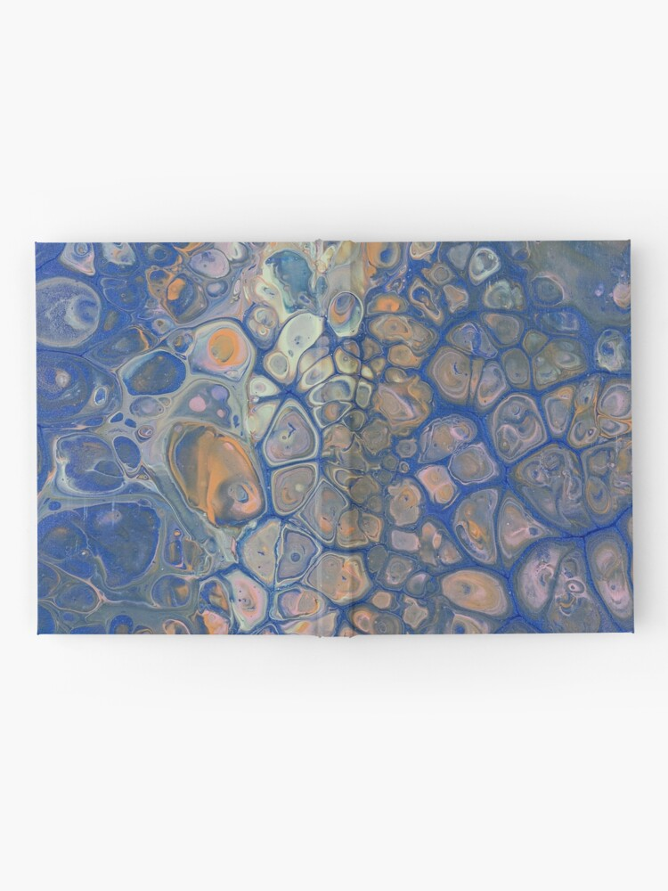 Alternate view of Octopus Abstraction Hardcover Journal