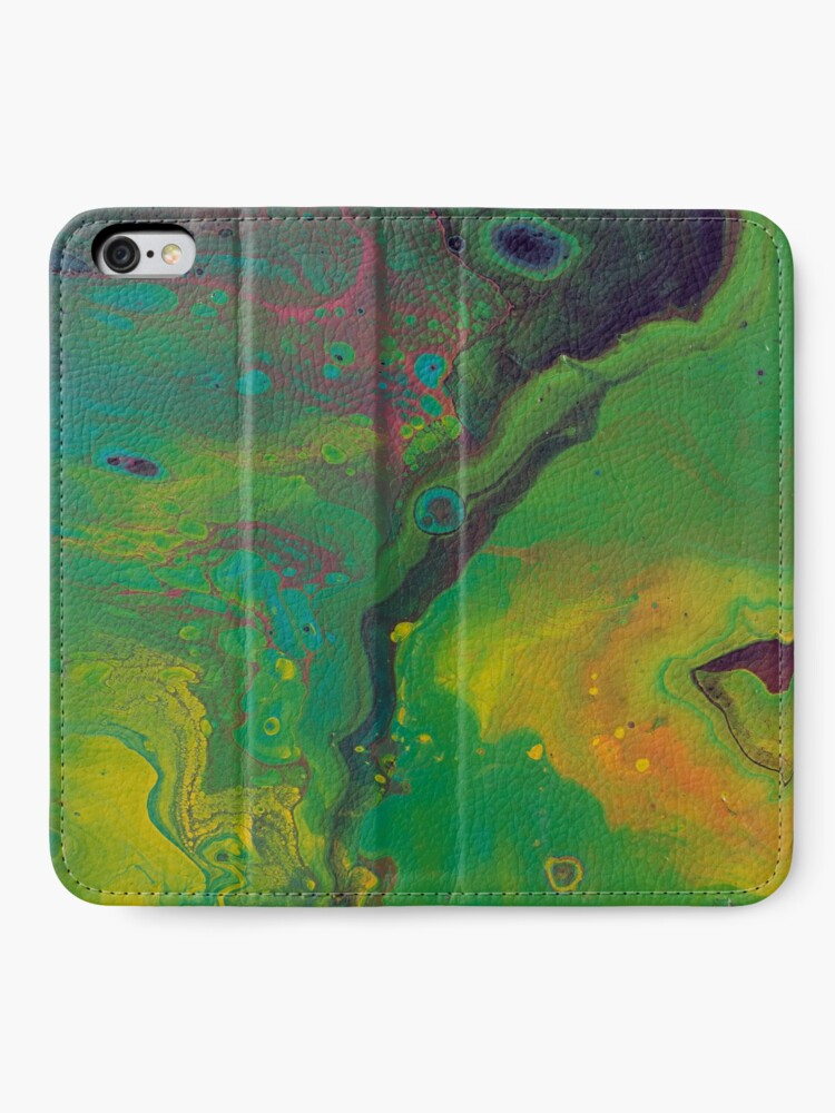 Alternate view of Unknown Landscape iPhone Wallet
