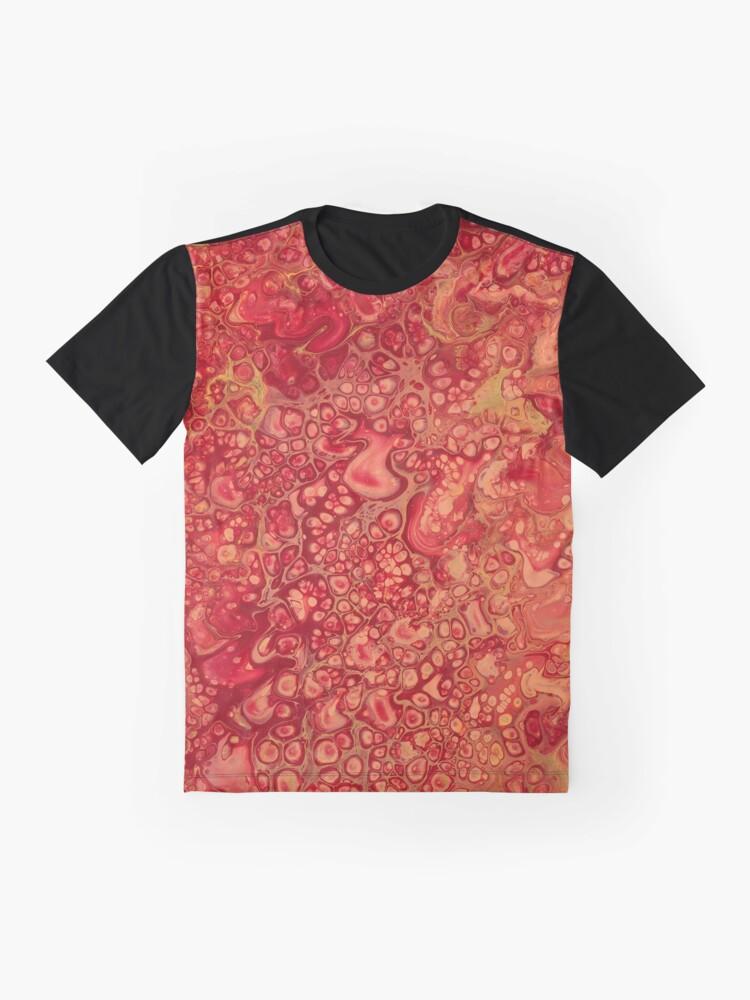 Alternate view of Make It Rain Graphic T-Shirt