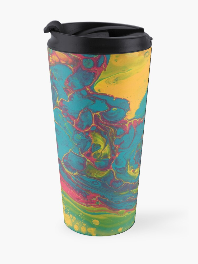 Alternate view of Put Your Hands in the Air Travel Mug