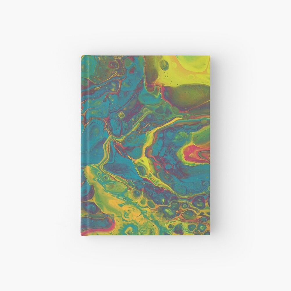Put Your Hands in the Air Hardcover Journal