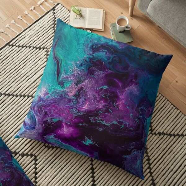 Nebulous Cropped Floor Pillow
