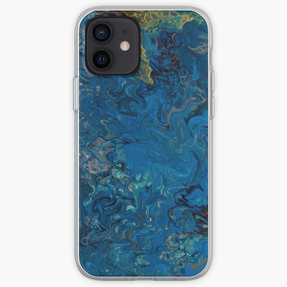 Azure iPhone Case & Cover