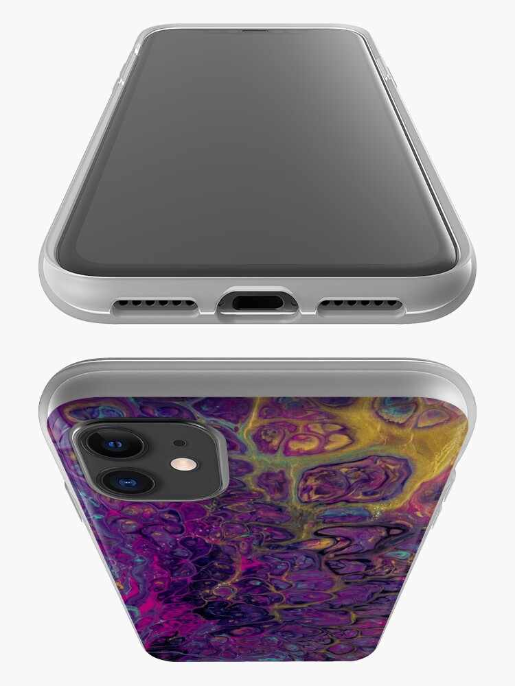 Alternate view of Psychedelic iPhone Case & Cover
