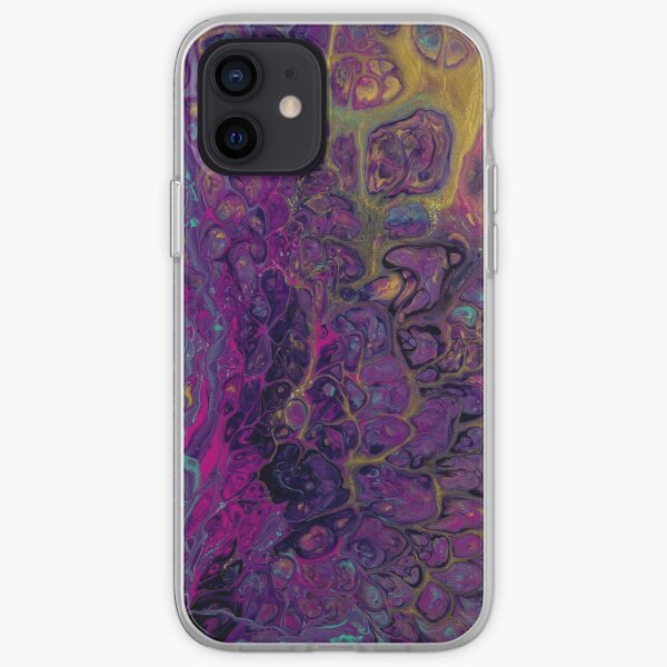 Psychedelic iPhone Soft Case