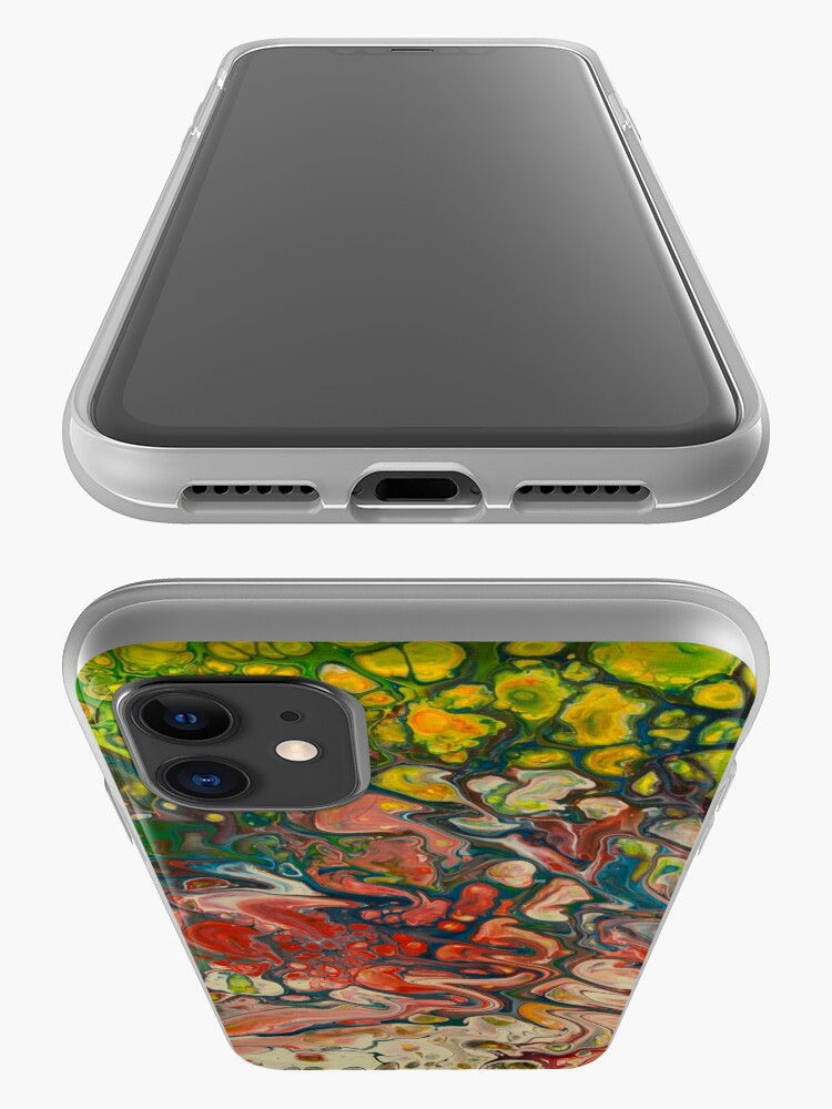 Alternate view of Shrooms iPhone Case & Cover
