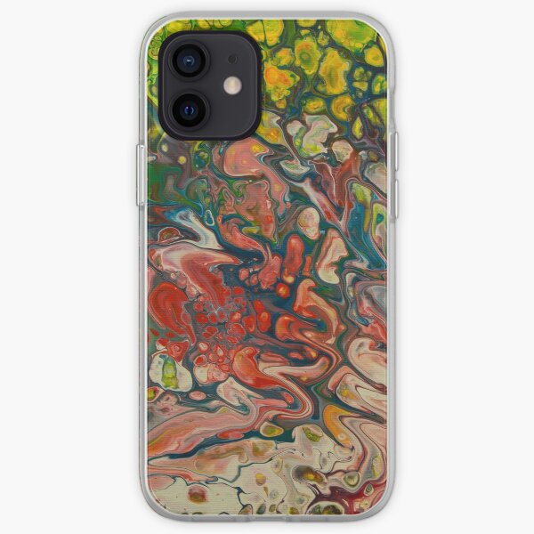 Shrooms iPhone Soft Case