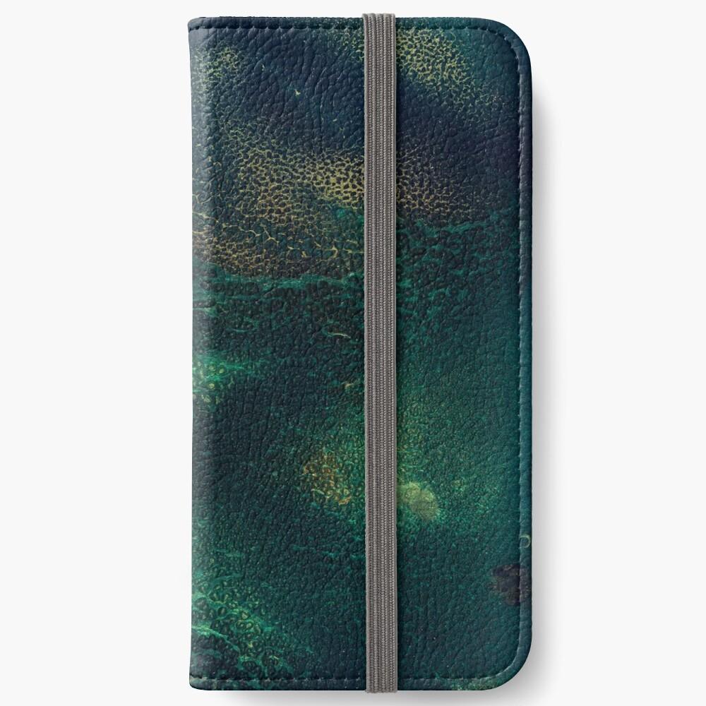 Unknown Depths iPhone Wallet