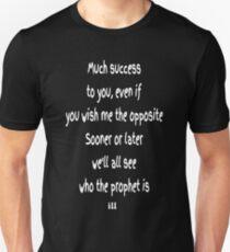 Nas Is Prophet T-Shirt