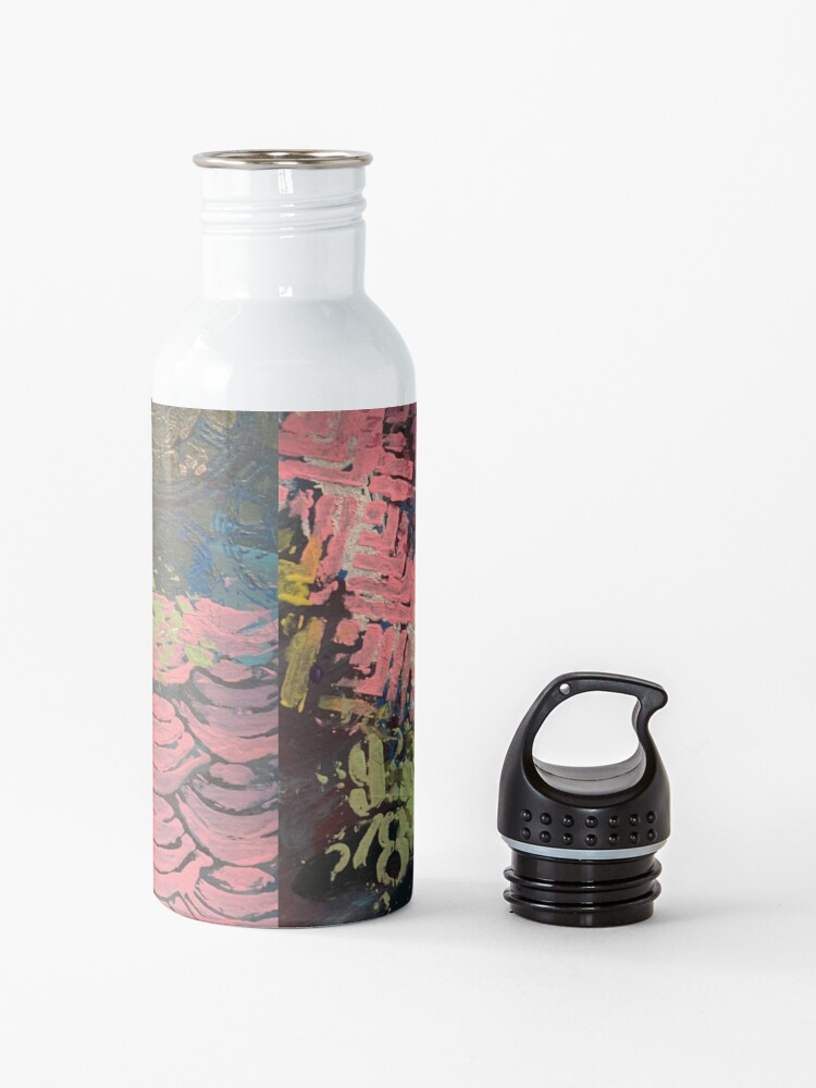 Alternate view of Coral Snowball Water Bottle