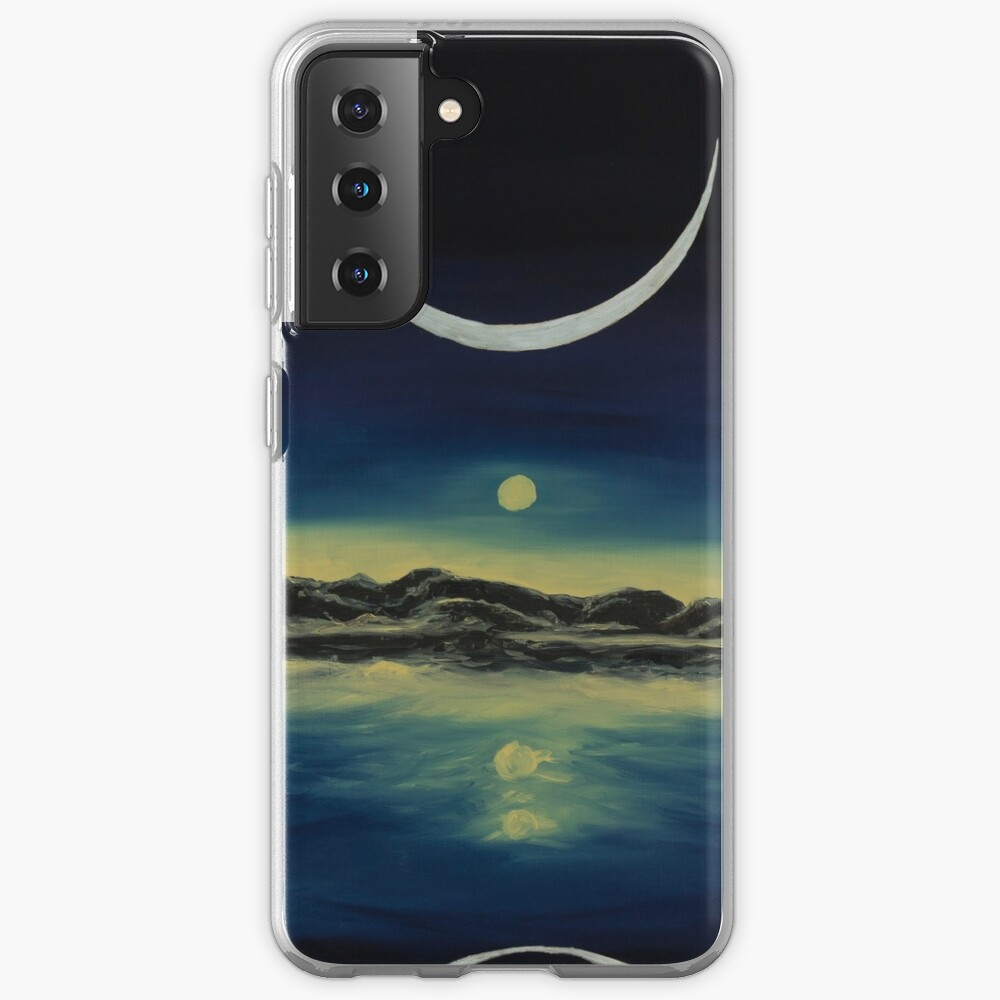 Supernatural Eclipse Case & Skin for Samsung Galaxy