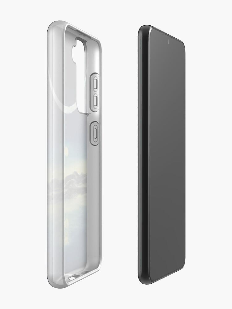 Alternate view of Supernatural Eclipse Case & Skin for Samsung Galaxy