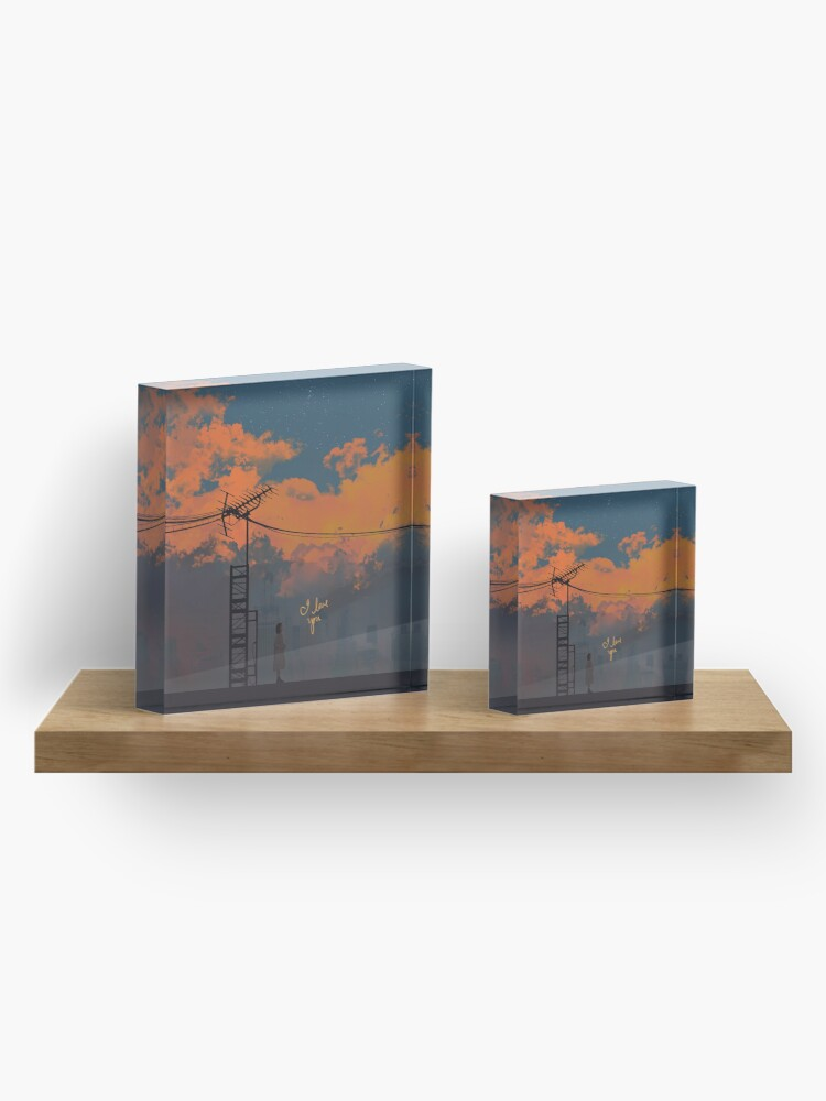 Alternate view of Always Acrylic Block
