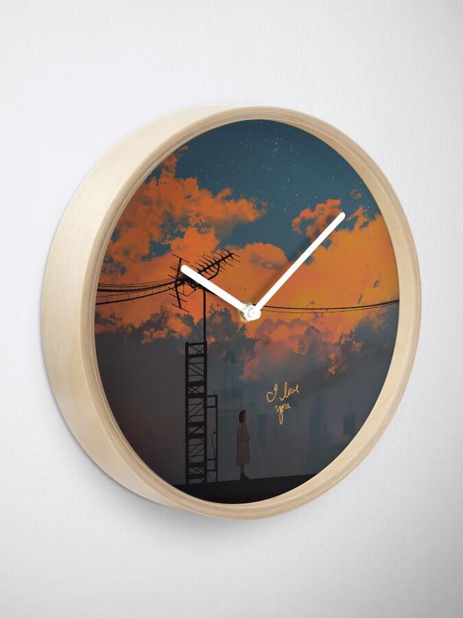 Alternate view of Always Clock