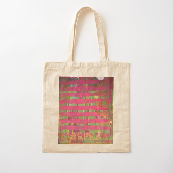 Climbing the Stairs to My Dream  Cotton Tote Bag