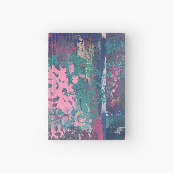 Grungy Pink Princess   Hardcover Journal