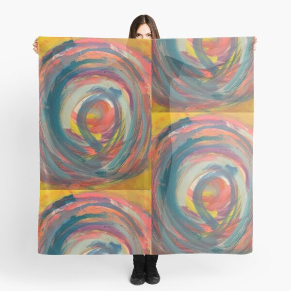Running in Circles   Scarf