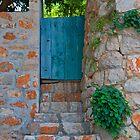 The blue door by julie08