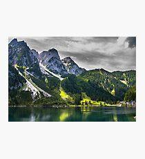 Hallstatt in Austria-007 Photographic Print