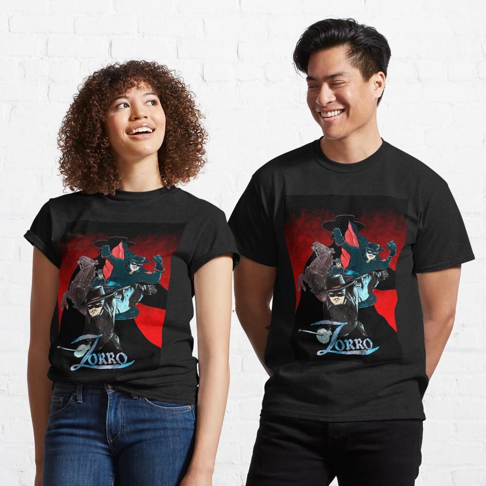 My Zorro fan art. Classic T-Shirt