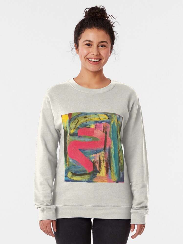 Alternate view of The Shimmering of Hope Pullover Sweatshirt