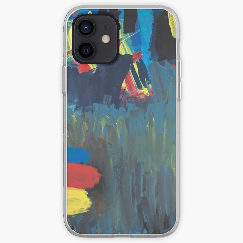 Climbing Trees In the Ocean iPhone Case & Cover