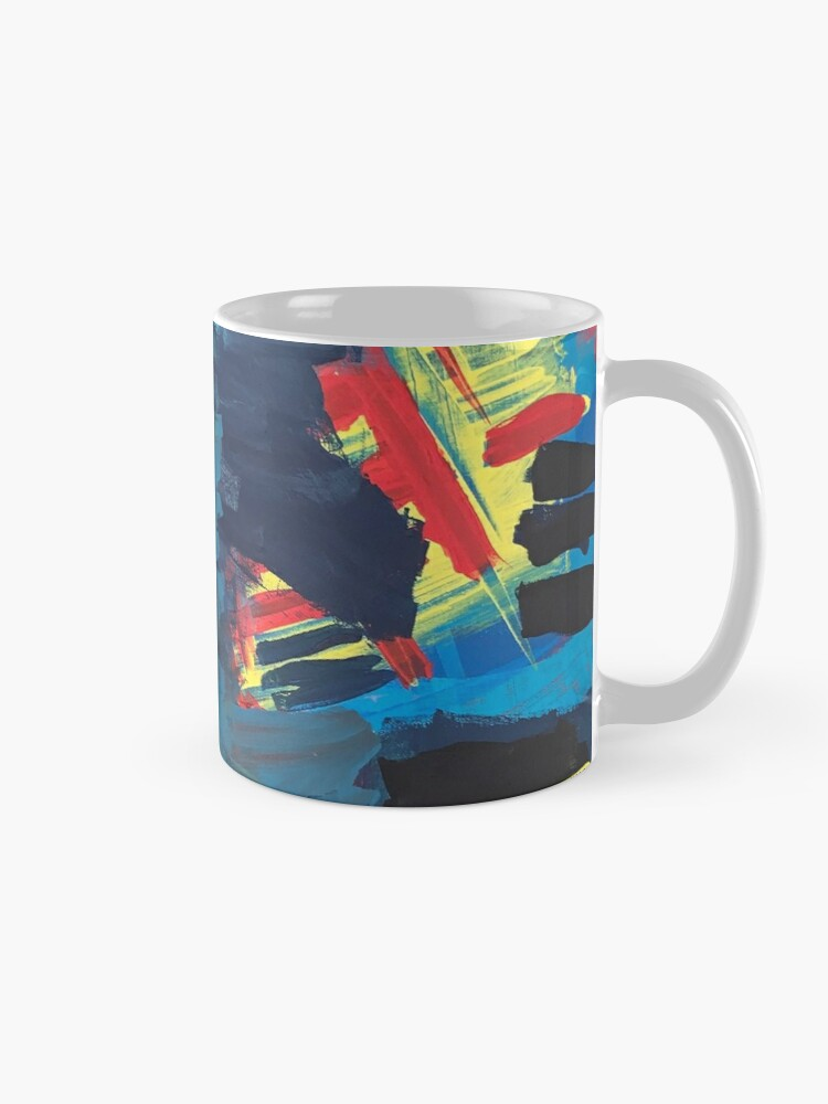 Alternate view of Climbing Trees In the Ocean Mug
