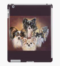 Ozzy, Harry, Ruby, Missy iPad-Hülle & Skin