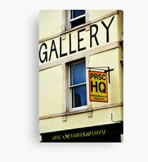 Gallery Canvas Print