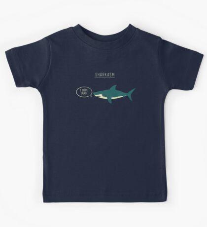 Sharkasm Kids Clothes