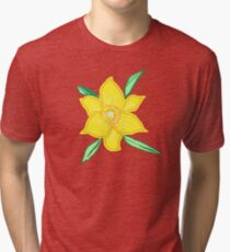 Daffodil Tri-blend T-Shirt