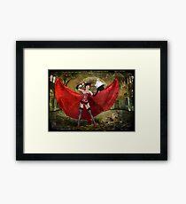 Magic & Mystery Framed Print