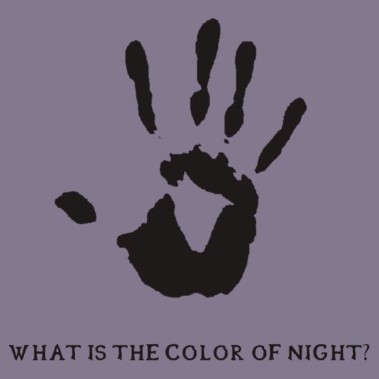 TShirtGifter presents: Dark Brotherhood: What is the color of night?