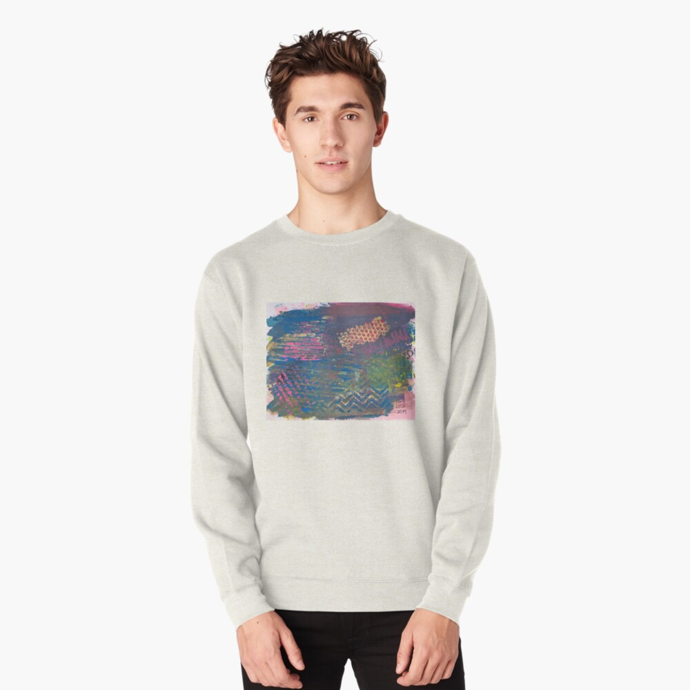 Layer by Layer  Pullover Sweatshirt