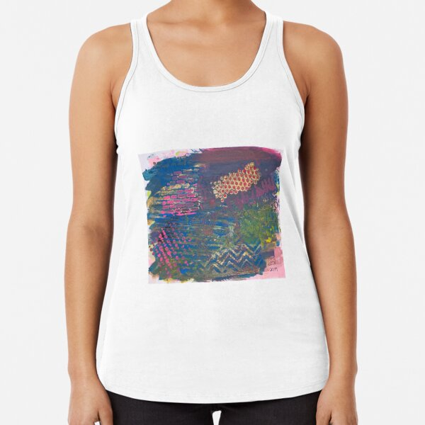 Layer by Layer  Racerback Tank Top