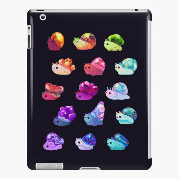 Jewel Snail iPad Snap Case