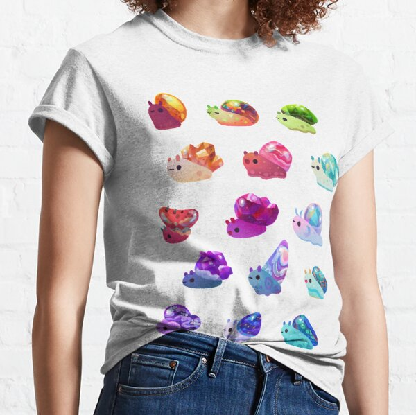 3D Printed T-Shirts Shells Marine Seashell and Ocean Cockle Shell Underwater She