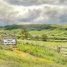 Great Fryup Dale In The North York Moors by patrixpix
