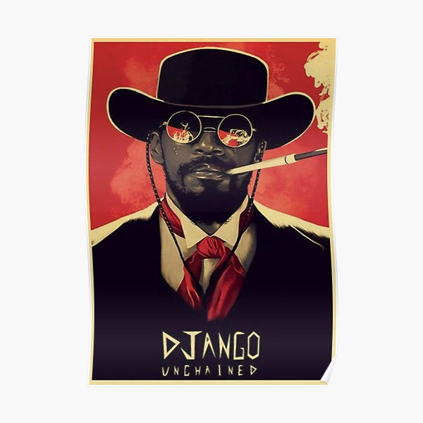 Posters Django Unchained Póster