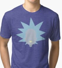 "Rick from ""Rick & Morty"" Tri-blend T-Shirt"