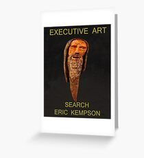 executive art, Greeting Card