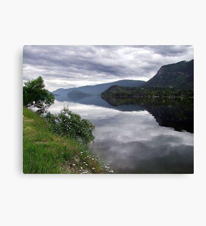 Lake Mara (1) Canvas Print