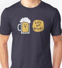 Drinking Buddy Unisex T-Shirt