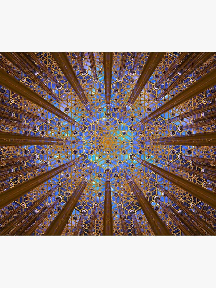 Source Code Healing Room by Niels-Bagchus