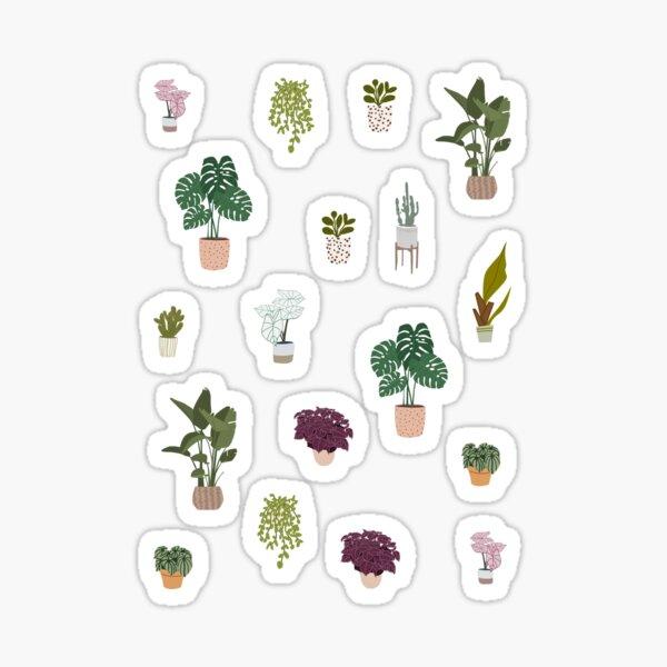 plants Sticker